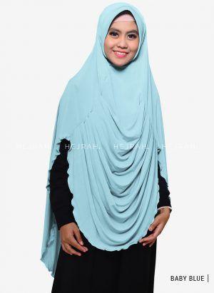 Jilbab Bergo Syar'i