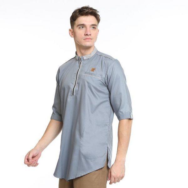 baju muslim kurta rawahah by iyyaka