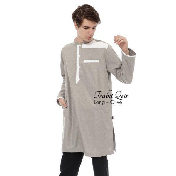 Jual Baju Kurta Pria Lengan Panjang