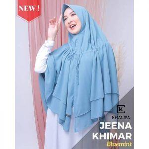 Khimar Zipper Jeena